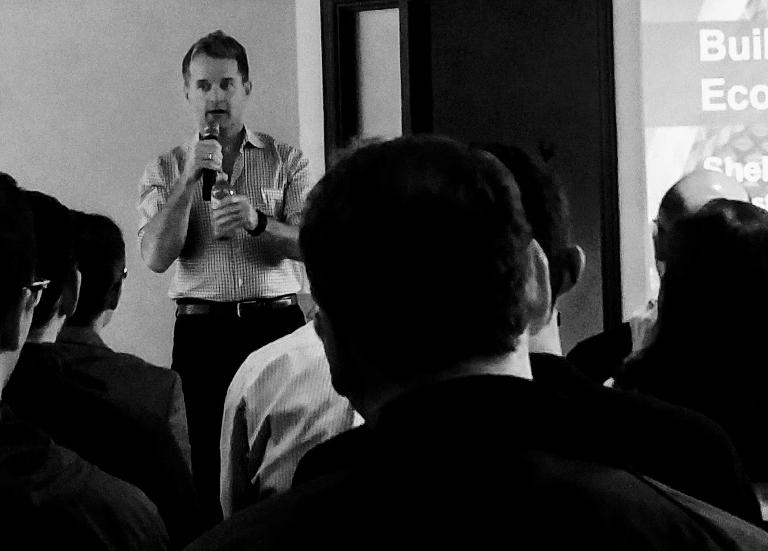 Seamus O'Regan, MP talks Innovation